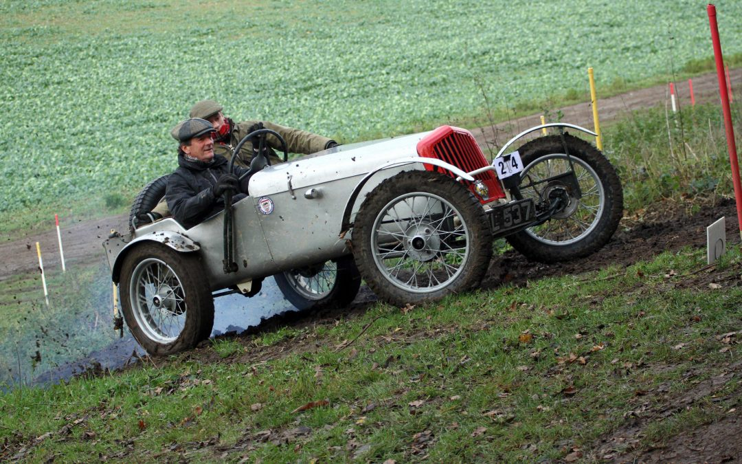 Monty Peters Historic Sporting Trial