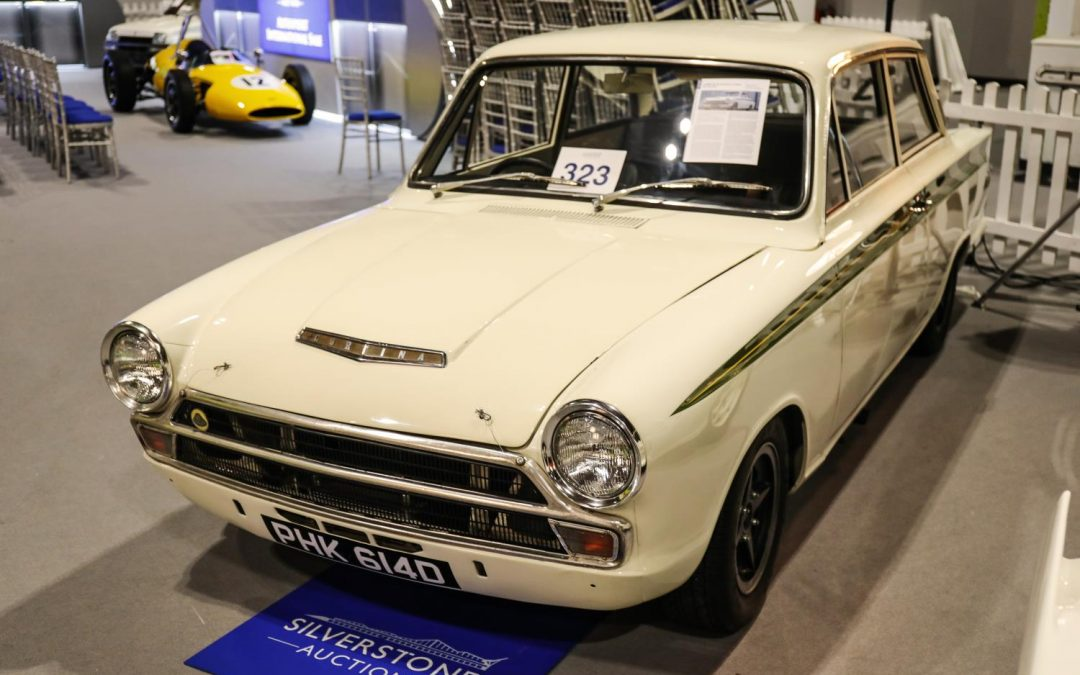 Silverstone Auctions Results from Autosport Int Show Sale