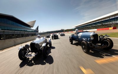 Bentley Centenary Trophy to be staged at Silverstone Classic