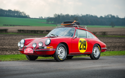 Our Top Picks from the Silverstone Auctions Autosport Sale
