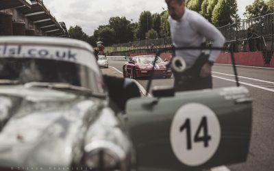 AMOC Racing Sets the Standard in Club Racing with Grids Spanning Nine Decades of Motorsport