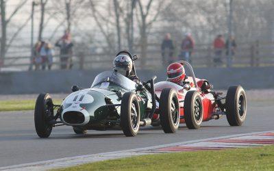 HSCC season starts in style at Donington Park
