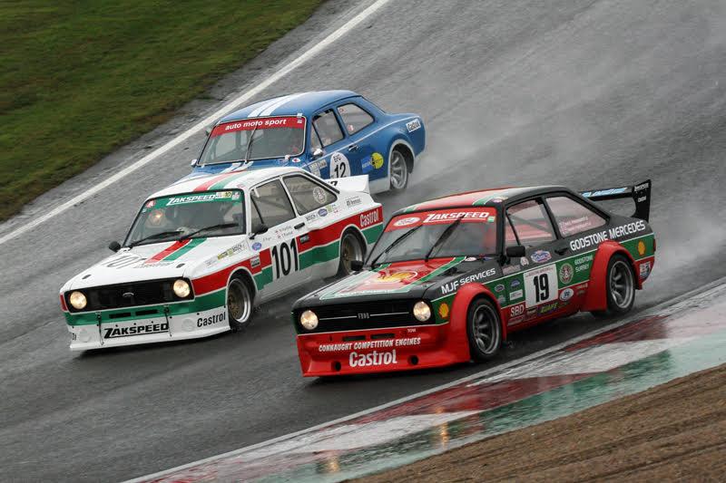 HSCC plans Ford Escort races