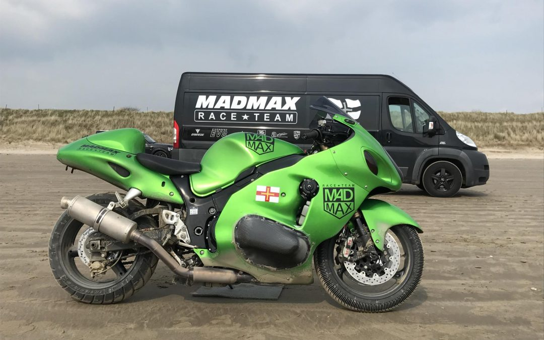 New Speed Records set at Pendine Sands