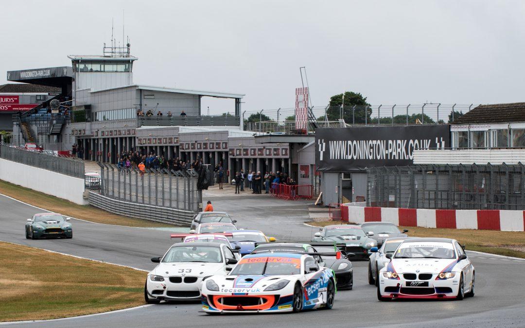 AMOC Racing Heads to Donington Park