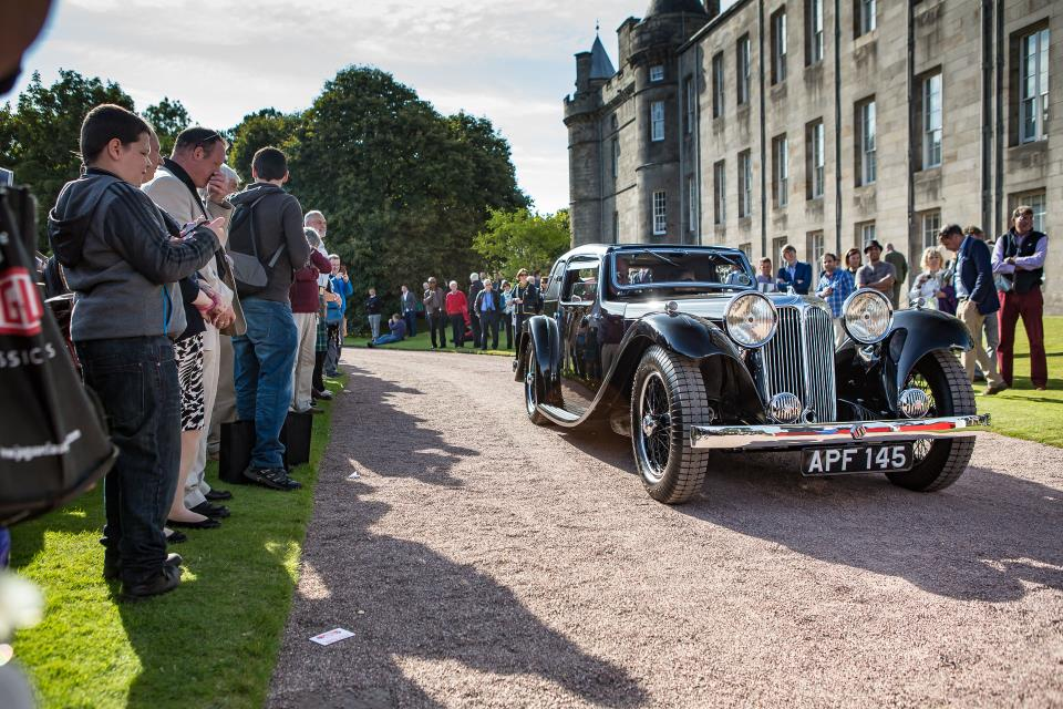 What's in store at the London Concours