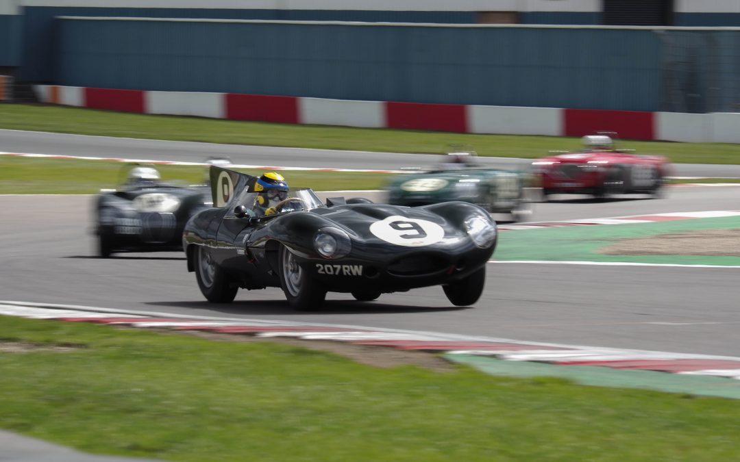 Highlights from Donington Historic Festival