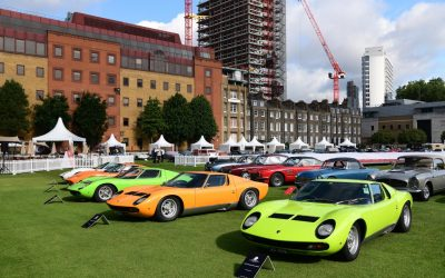 Two days at the London Concours