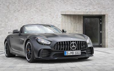 Mercedes -AMG GT-R Roadster