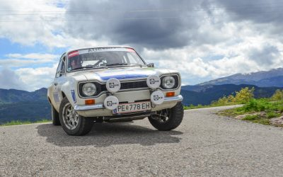 Ford RS2000 clinches 3-day Pyrenees 1000 Rally