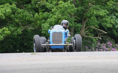Motorsport at the Palace: Keeping the Revs up in South London