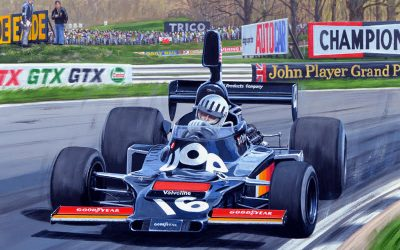 Tom Pryce memorial fund is launched