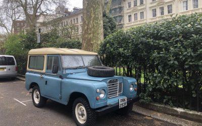1968 Land Rover SWB 2A