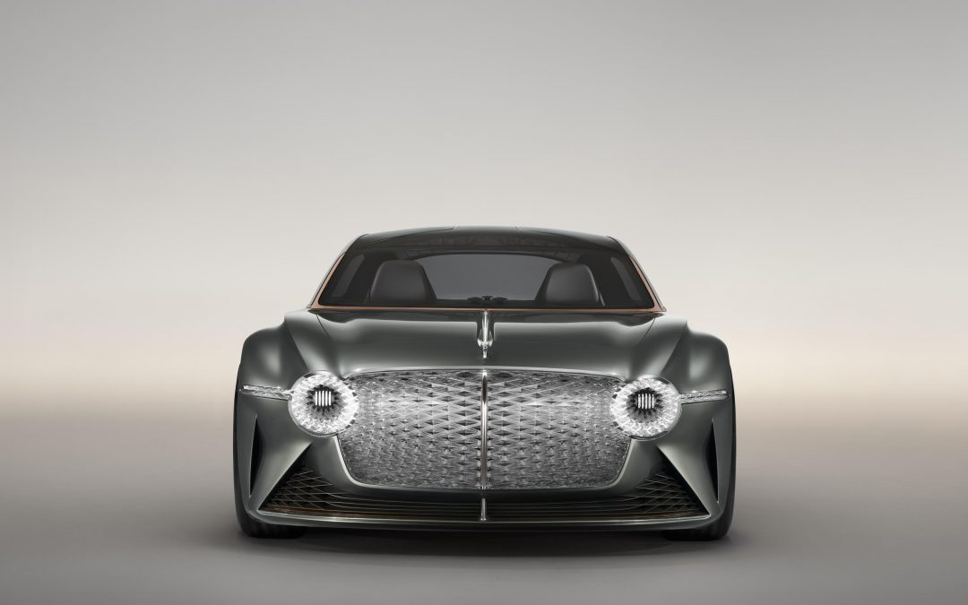 The Bentley EXP 100 GT – a vision of the future