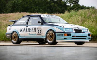 Top Race Car Picks from Silverstone Classic Auction
