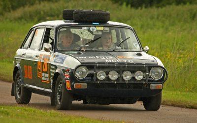 Lombard Rally Bath Returns 18-19 Oct 2019
