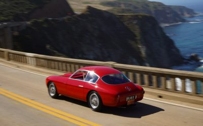 Monterey celebrates the 'Spirit of 1000 Miglia'