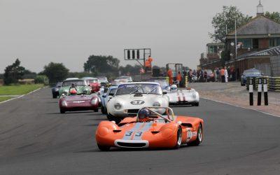 Historic Sports Car Club at Croft