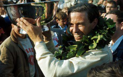 Last chance to win a unique Jim Clark Lotus