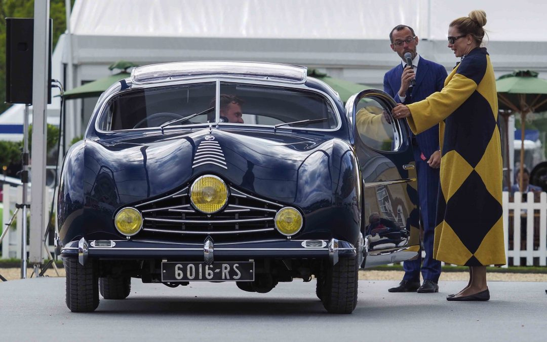 2019 Salon Privé  And The Winners Are…