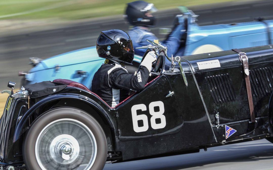 VSCC celebrates 85th anniversary with inaugural visit to Brands Hatch