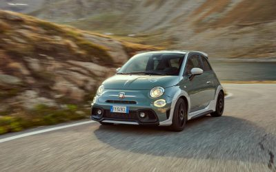 A future classic is born: The new Abarth 695