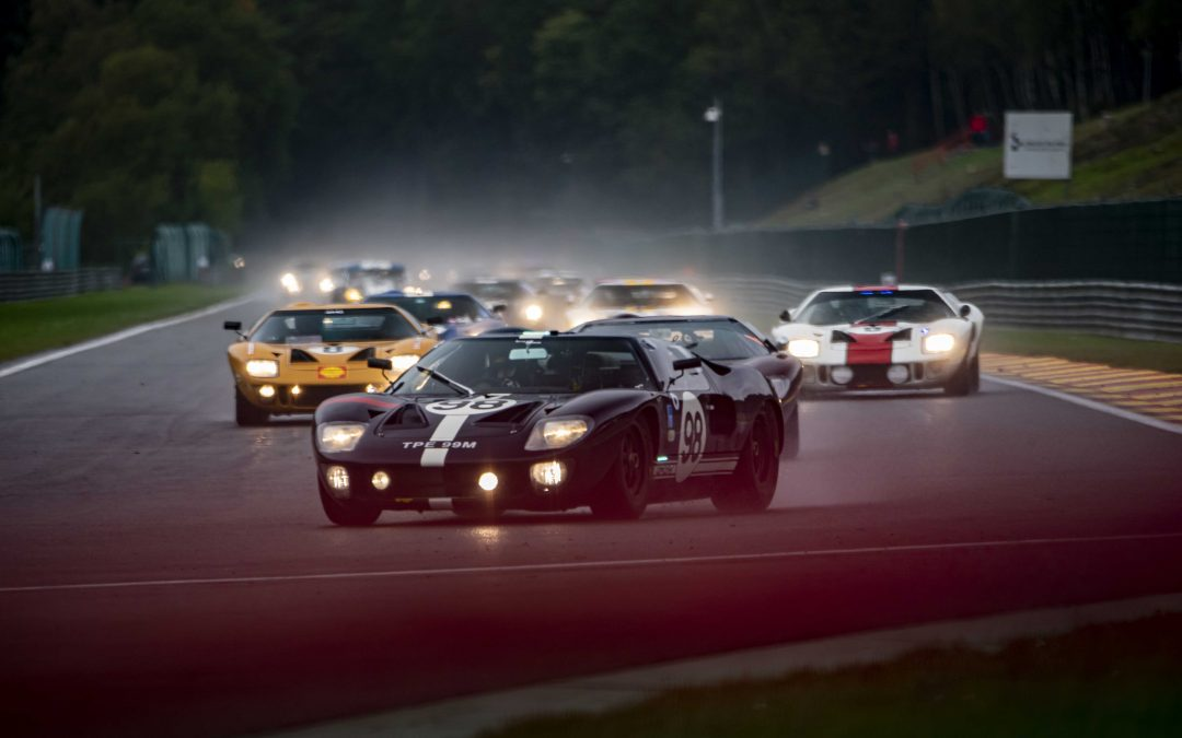 Motor Racing Legends present new Ford GT40 races for 2021