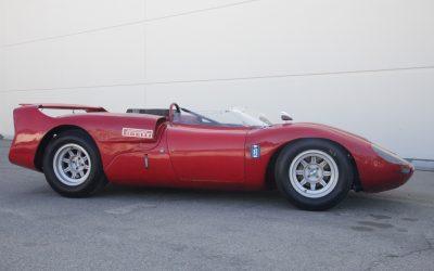 1965 De Tomaso 5000 GT  – Carroll Shelby Le Mans History