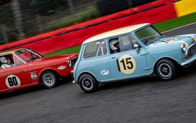 New Grid for Late Sixties Touring Cars Expands Motor Racing Legends Programme for 2020 Season