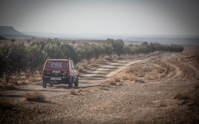 Bespoke Rallies Extend Entry for Dakar Enduro Challenge to Hatchbacks
