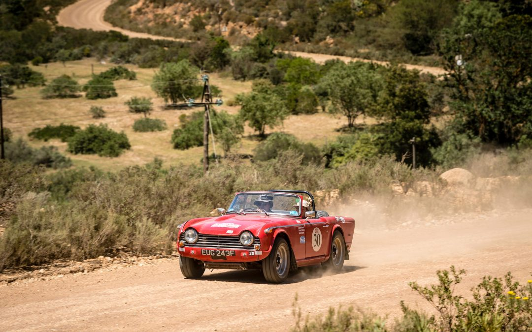 Rally the Globe all set for East African Adventure