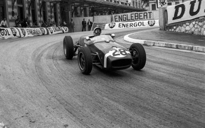 60 yr anniversary for first Formula 1 victory for Lotus