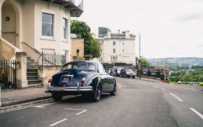 1965 Jaguar MK II 3.4