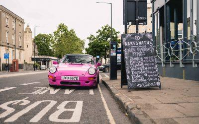 1978 Porsche 911SC – The Pink Panther