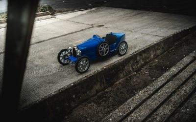 Baby Bugatti Reborn