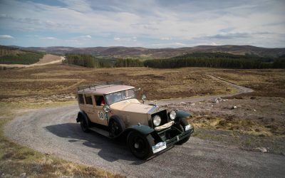 Adventure awaits in the Highlands for Bespoke Rallies