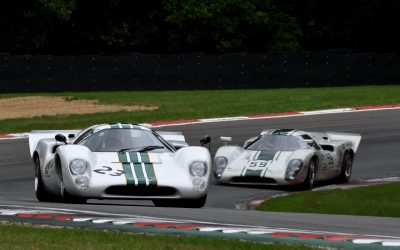 Brands Hatch Masters Historic