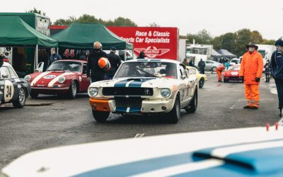 Castle Combe Autumn Classic – 70th Anniversary