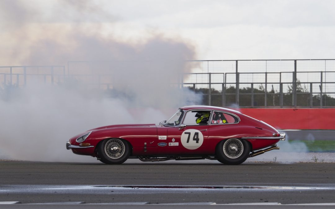 2021: 60th Celebrations for the Jaguar E-Type