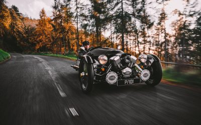Morgan Motor Co. Running out of 3-Wheelers