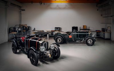The first new Bentley Blower in 90 years – Car Zero