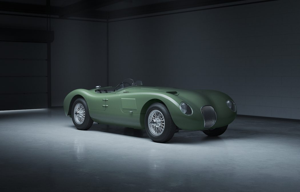 Jaguar starts building C-type Continuations