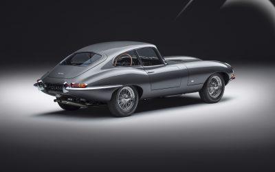 Jaguar Classic reveals E-type 50th Anniversary