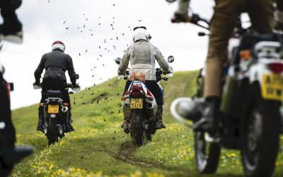 A Ride to Dakar – Interview with Harry Metcalfe and Friends