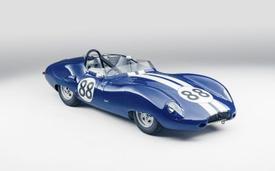 1959 Lister Costin  BHL135 for sale