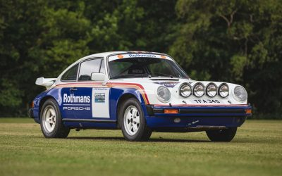 Silverstone Auctions at The Classic