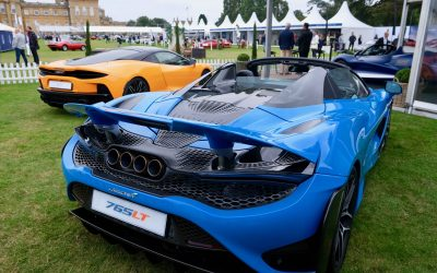 Salon Privé – Supercar Reveals and What is new?
