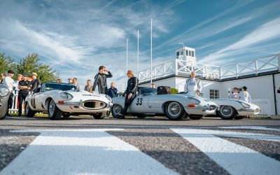 Goodwood Revival – The Stirling Moss Trophy Tribute Race