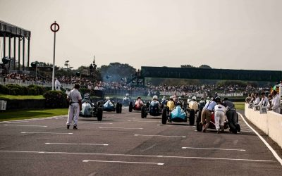 Goodwood Revival Pre-War Racing Highlights – Richmond Trophy & Brooklands Trophy