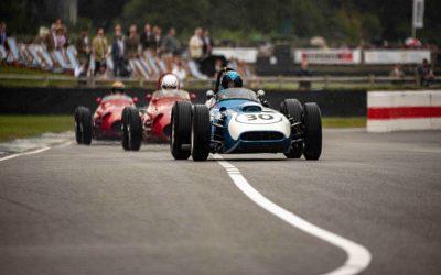 Goodwood Revival Highlights : Historic Grand Prix Car races